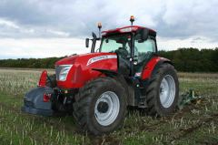 McCormick's first CVT now in UK