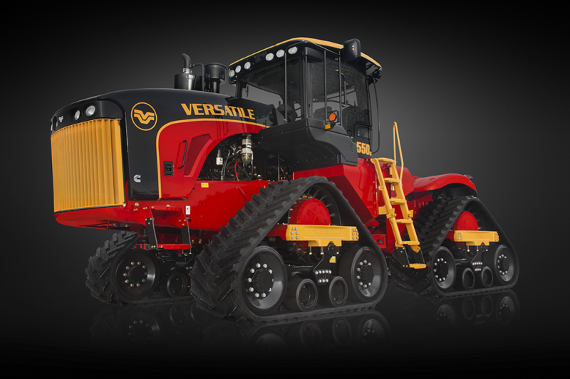 Limited edition tractors from Versatile