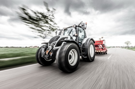 Valtra shifts up to N4