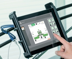 Claas app allows iPad to control machines