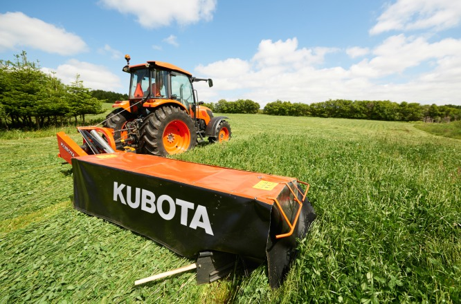 Kubota continues to grow its business