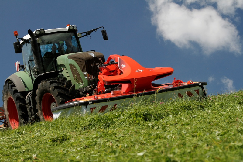 New Kuhn grass machines heading to ScotGrass