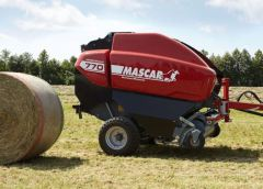 Mascar to build round balers for New Holland