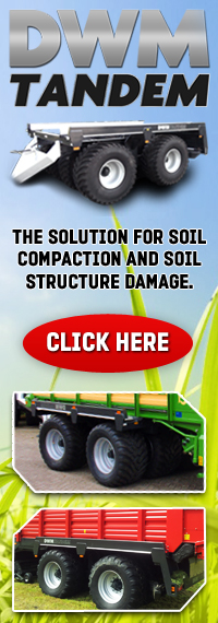 DWM Tandem, the solution for compaction and soil structure damage !