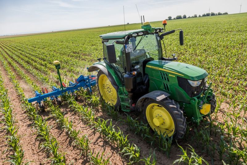 Deere works on next generation of precision farming