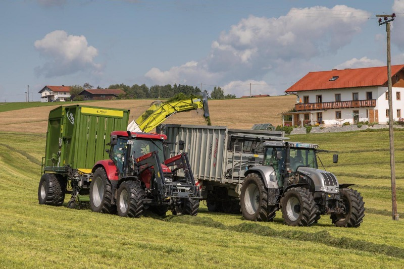 Fliegl to show new grass silage concept