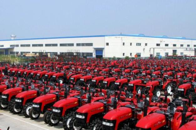 World's largest tractor markets - India and China