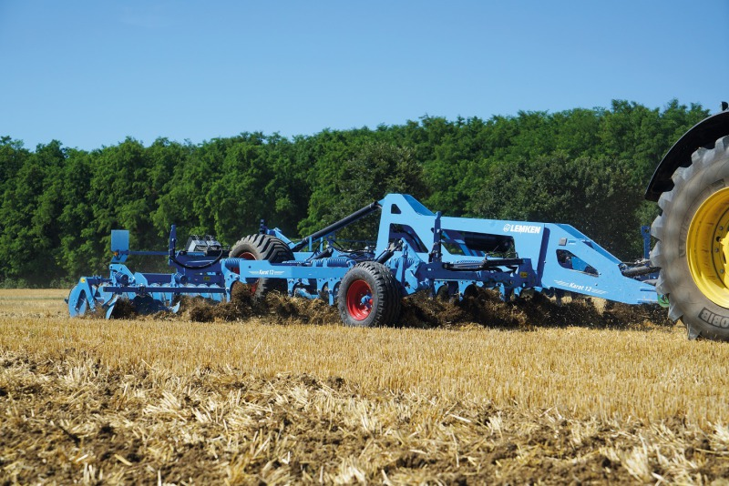 Double-digit growth for Lemken