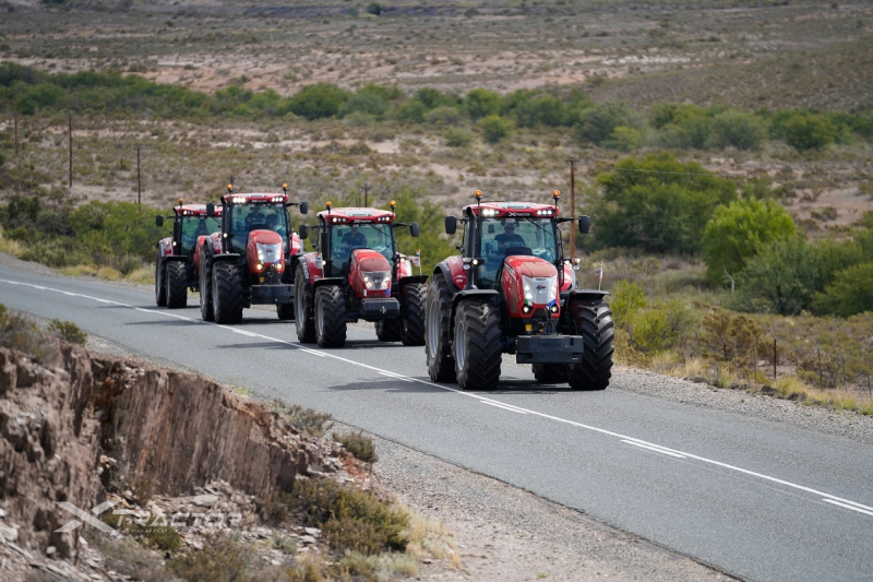 McCormick starts 6000km south African adventure