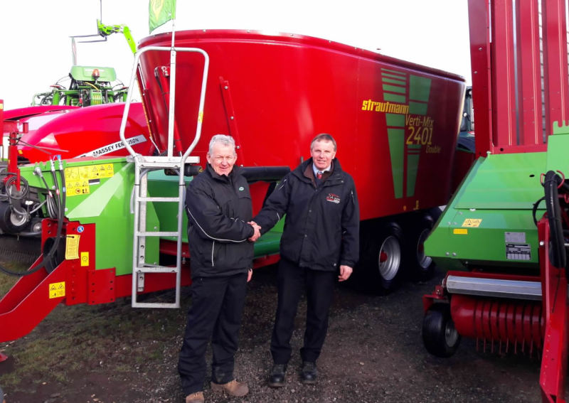 New Opico and Strautmann dealer in North Yorkshire