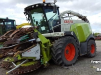 Ensileuse automotrice Claas JAGUAR 860 4WD SP FORAGE HARVESTER MN USA