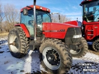 Tracteurs Case-IH MX120 4WD SEMI POWER SHIFT TRACTORS MN USA