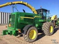 Ensileuse automotrice John Deere 7780 2WD SP PRODRIVE FORAGE HARVESTER CO USA