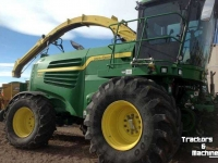 Ensileuse automotrice John Deere 7980 2WD SP 40KM FORAGE HARVESTER WY USA