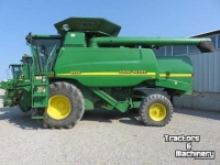 Moissonneuse batteuse John Deere 9550  2WD LEVEL LAND HYDRO COMBINES ONTARIO
