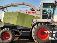 Ensileuse automotrice Claas JAGUAR 900 2WD SP FORAGE HARVESTER MN USA