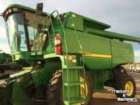Moissonneuse batteuse John Deere 9660STS 2WD CORN BEAN COMBINE CO USA