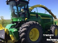 Ensileuse automotrice John Deere 7980 2WD SP FORAGE HARVESTER CO USA