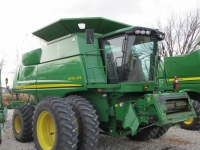 Moissonneuse batteuse John Deere 9770 STS 2WD COMBINES FOR SALE USA
