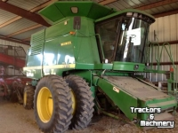 Moissonneuse batteuse John Deere 9610 2WD COMBINE CO USA
