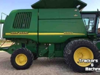 Moissonneuse batteuse John Deere 9650 STS 2WD CORN BEAN COMBINE IL USA