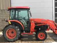 Tracteurs Kubota L5240 4WD HYDRO COMPACT LA854 LOADER TRACTOR ONTARIO
