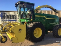 Ensileuse automotrice John Deere 7980 2WD SP 40KM FORAGE HARVESTER CO USA