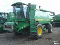 Moissonneuse batteuse John Deere 9510 2WD DAM DAS CM COMBINES USA
