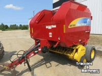 Presses New Holland BR7060 SILAGE SPECIAL ROUND BALER ONTARIO