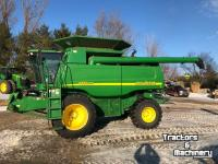 Moissonneuse batteuse John Deere 9650 4WD CORN GRAIN HYDRO CM COMBINES FOR SALE CANADA