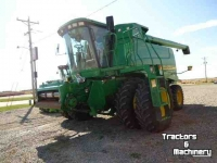 Moissonneuse batteuse John Deere 9650 2WD COMBINE FOR SALE MN USA