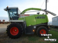 Ensileuse automotrice Claas 900 GE JAGUAR 4WD GREENEYE SP FORAGE HARVESTER MN USA