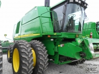 Moissonneuse batteuse John Deere 9760 STS 2WD COUNTOURMASTER COMBINES USA
