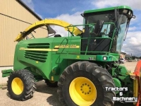 Ensileuse automotrice John Deere 7200 2WD SPFH FORAGE HARVESTER S FOR SALE ONTARIO CAN