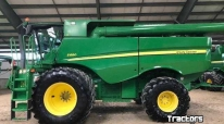 S680 4WD PRODRIVE CM COMBINES FOR SALE ONTARIO