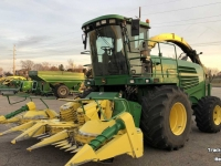 Ensileuse automotrice John Deere 7500 4WD SPFH FORAGE HARVESTER WI USA