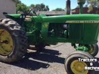 Tracteurs John Deere 4020 2WD DIESEL SYNCHRO 148 LOADER TRACTOR IL USA