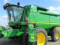 Moissonneuse batteuse John Deere 9770 STS 2WD CORN BEAN COMBINE IL USA