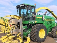 Ensileuse automotrice John Deere 7580 2WD SPFH FORAGE HARVESTER FOR SALE CO USA