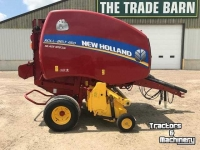 Presses New Holland BR450 4X5 NET WRAP ROUND BALER ONTARIO