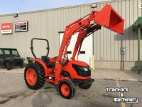 Tracteurs Kubota MX5100 2WD COMPACT LOADER TRACTOR ONTARIO CAN