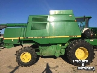Moissonneuse batteuse John Deere 9600 4WD 3 RANGE HYDRO LEVEL LAND COMBINES ONTARIO