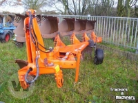 Charrues Kuhn 122 Multi Master Pflug Plough