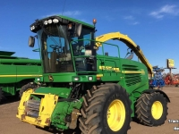 Ensileuse automotrice John Deere 7850 2WD PRODRIVE 40KM SPFH FORAGE HARVESTER CO USA