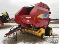 Presses New Holland BR7090 5X6 MESH WRAP ROUND BALERS MN USA
