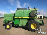 Moissonneuse batteuse John Deere 7700 2WD 4SPD HYDRO LEVEL LAND COMBINE ONTARIO