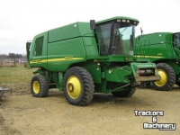 Moissonneuse batteuse John Deere 9650 STS 2WD COMBINES FOR SALE WI USA